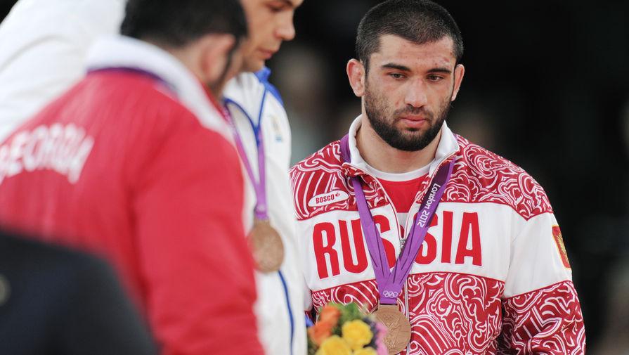 Российский борец Билял Махов