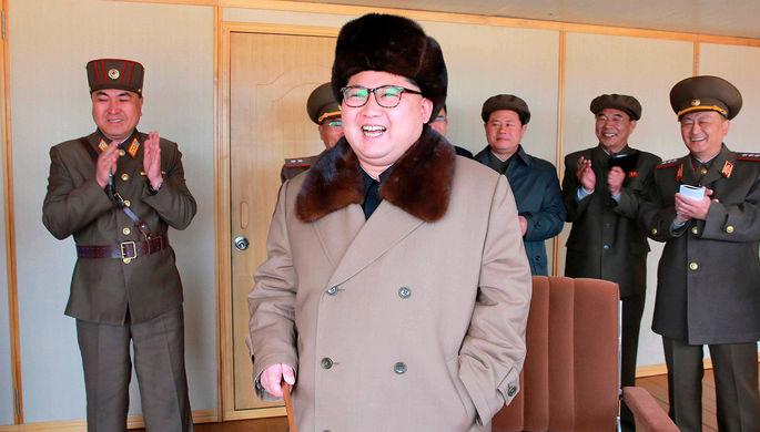 CBS: ядерное оружие — «главный гарант» выживания для Ким Чен Ына
