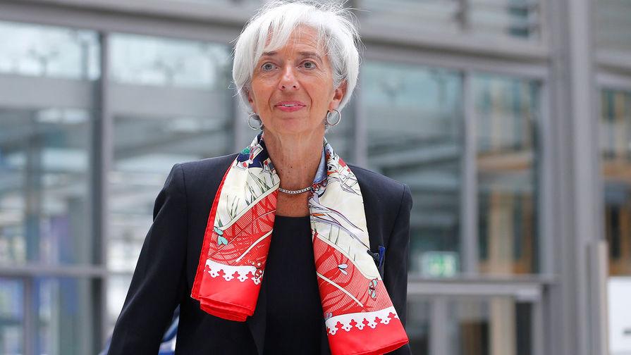 Лагард предсказала беспрецедентный спад экономики Еврозоны