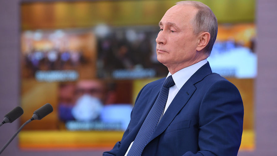 Путин заявил, что в правительстве не планируется кадровых изменений