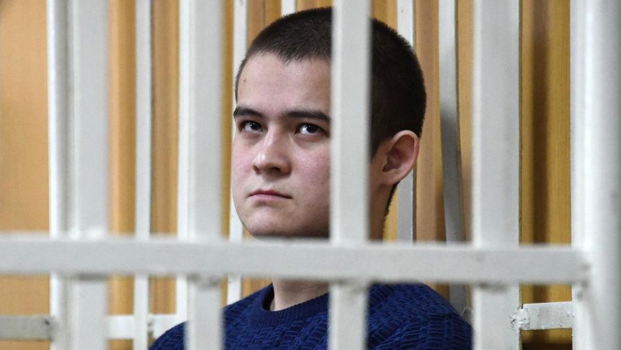 Солдат-срочник Рамиль Шамсутдинов, обвиняемый в расстреле сослуживцев в войсковой части в Забайкальском крае