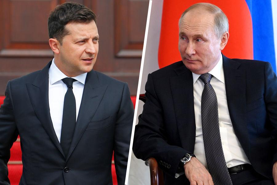 Киев официально не предлагал провести встречу Зеленского и Путина
