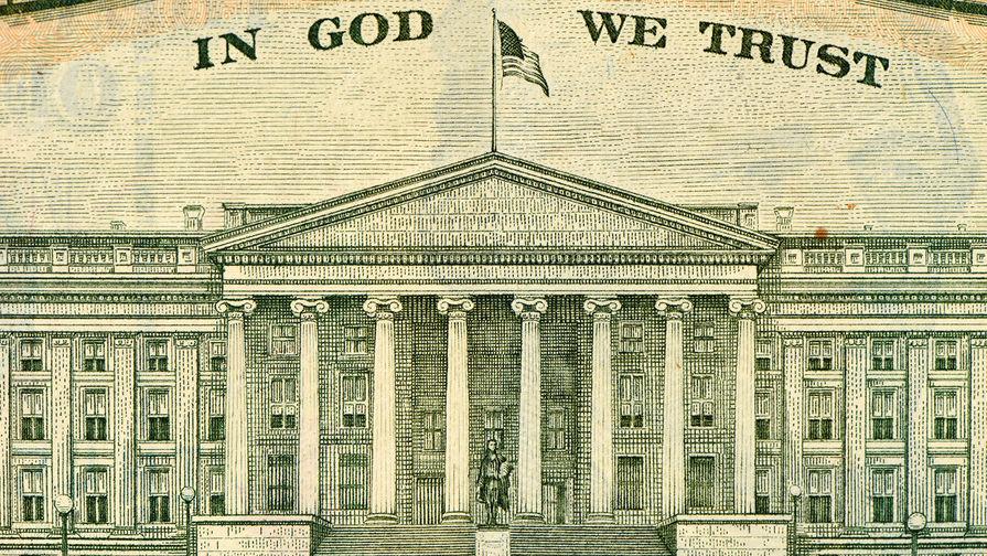 """Под шумок о """"пятой колоне"""" и прочей антиамериканской риторике банда путина скупает американские гособлигации"""