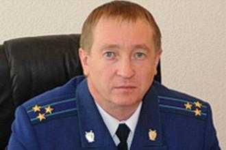 Первый заместитель прокурора Башкирии Олег Горбунов