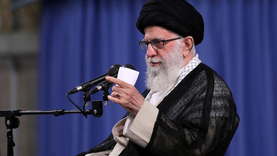 Верховный руководитель Исламской Республики Иран Али Хаменеи, 2019 год