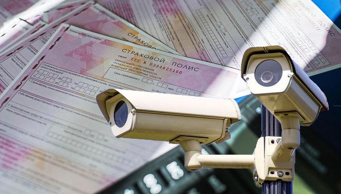 Тестирование в Москве: камеры проверят наличие ОСАГО