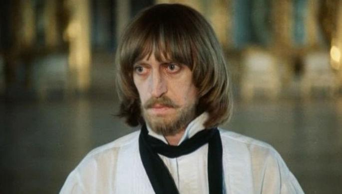 Виктор Авилов в роли графа Монте-Кристо в кадре из фильма «Узник замка Иф» (1988 год)