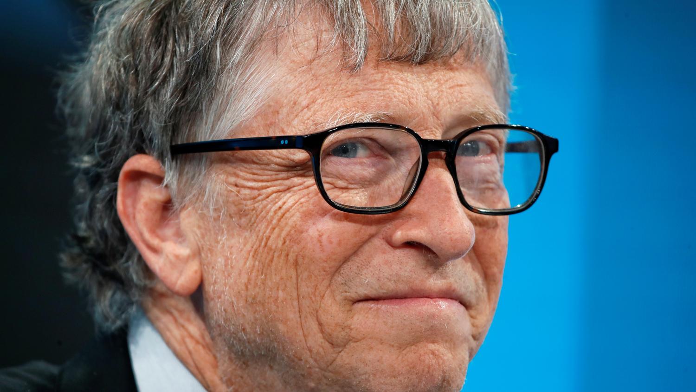 Билл Гейтс прокомментировал теории о чипировании человечества - Газета.Ru