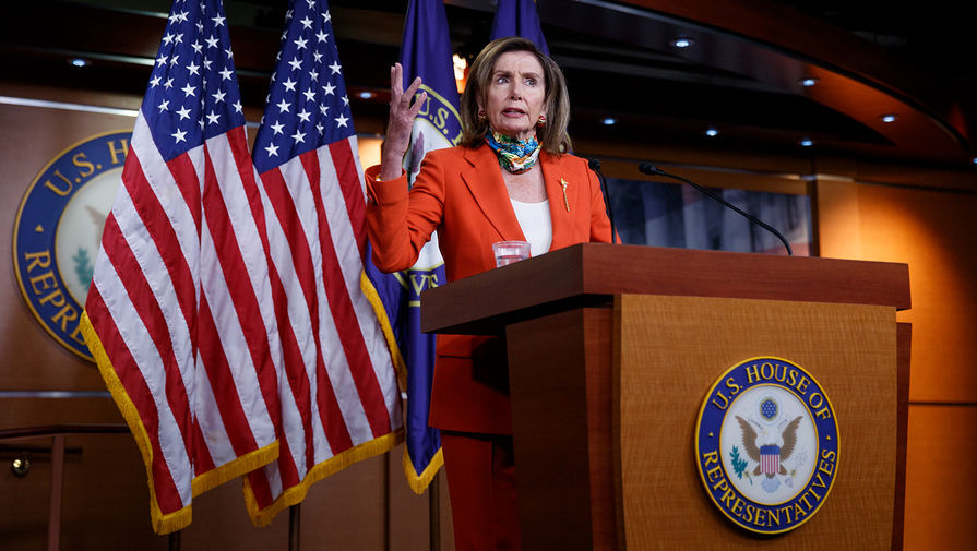 Пелоси анонсировала голосование по преодолению вето Трампа на оборонный бюджет