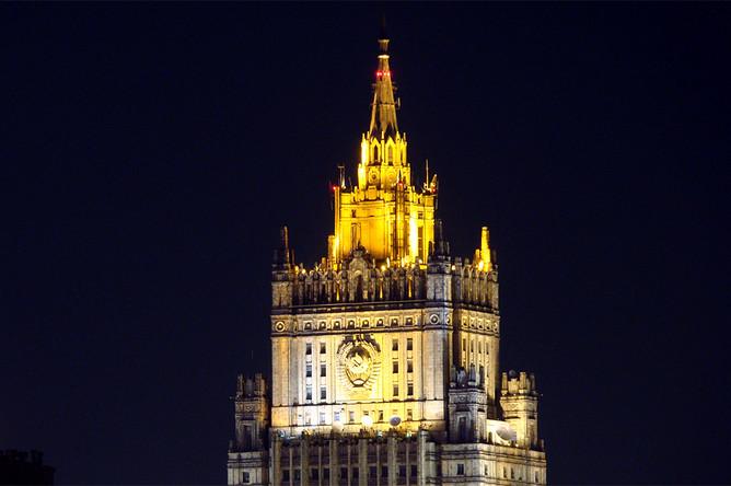 Россия готовит ответ на «акт Магнитского» США