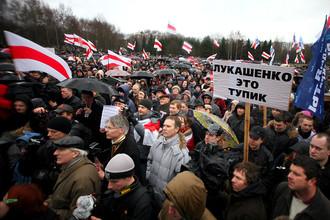 К открытому выражению недовольства большинство белорусов сегодня не готово