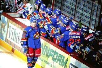 Финский «Йокерит» готовится вступить в КХЛ