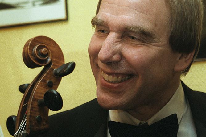 Сергей Ролдугин, 2003 год