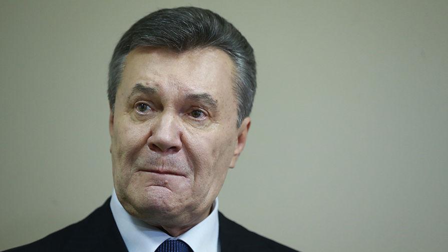 «Терпеть дальше нельзя»: Янукович о ситуации на Украине