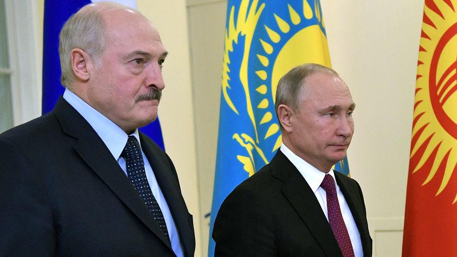 Лукашенко намерен встретиться с Путиным