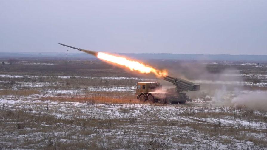 Украинский «Ураган» заменит советский