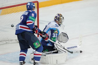Победный гол в ворота минчан СКА забил в овертайме