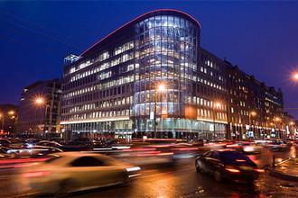 Бизнес-центр «Четыре ветра» в центре Москвы