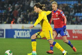 «Ростов» и ЦСКА не сумели открыть счет в матче