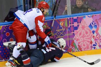 Александр Овечкин и Брукс Орпик теперь могут выйти на лед друг против друга только в матче сборных