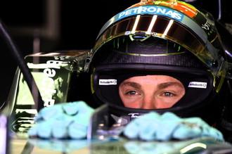 Нико Росберг — триумфатор первой практике в Гран-при Германии