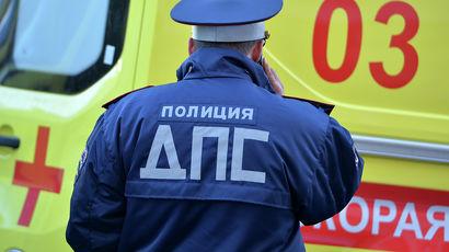 В Челябинске помешавший сотруднику ГИБДД водитель «скорой» получил штраф