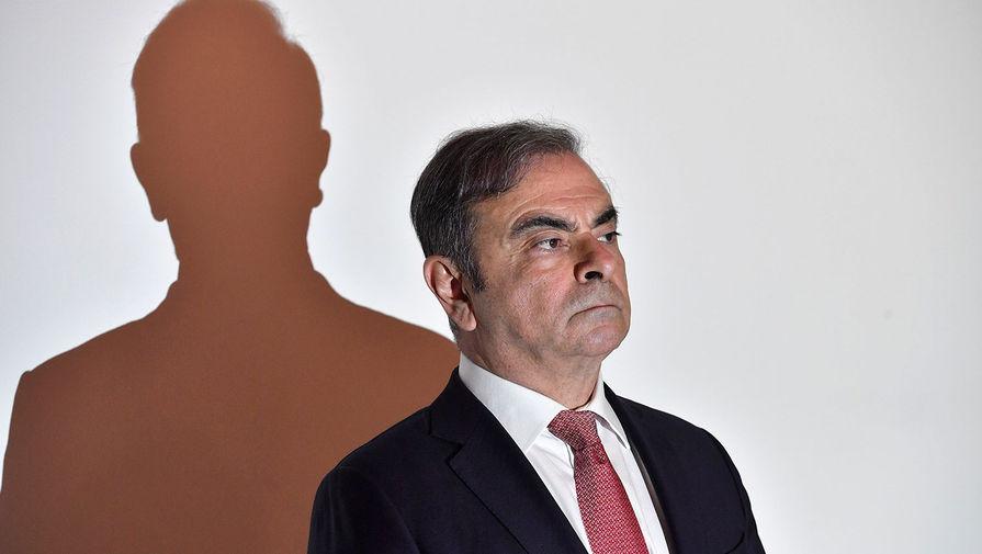 Карлос Гон
