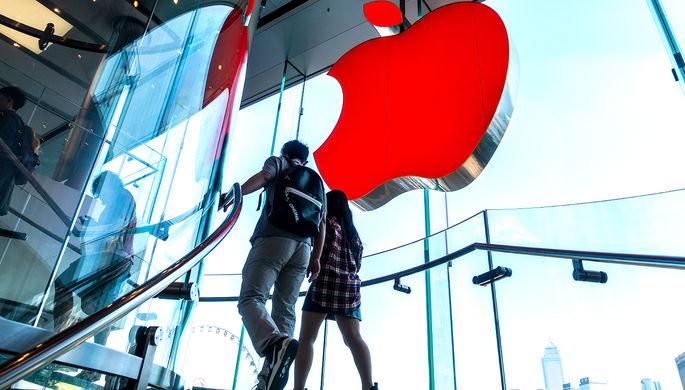 «Нарушает законодательство ЕС»: Apple грозит многомиллиардный штраф