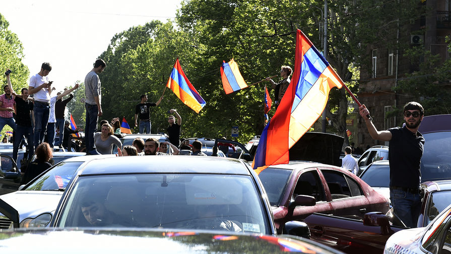 Чем грозит российско-армянским отношениям отставка Сержа Саргсяна