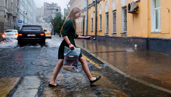Жестокие игры: Москва дождям не верит