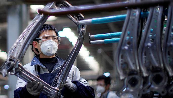 Завелись: Китай запускает автозаводы в Ухане