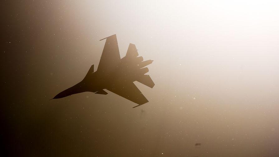Экипаж катапультировался: в Тверской области разбился Су-30