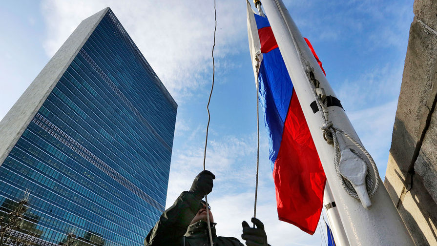 Совбез ООН не принял резолюцию РФ о поставках гуманитарной помощи в Сирию