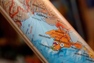 Украина без Крыма: британский журнал представил карту Европы