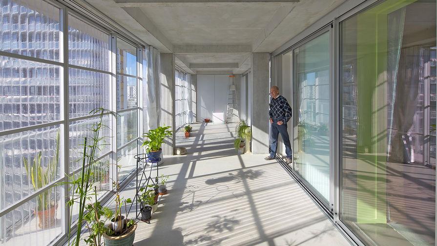 Реконструкция корпусов G, H, I комплекса Cite du Grand Parc в Бордо