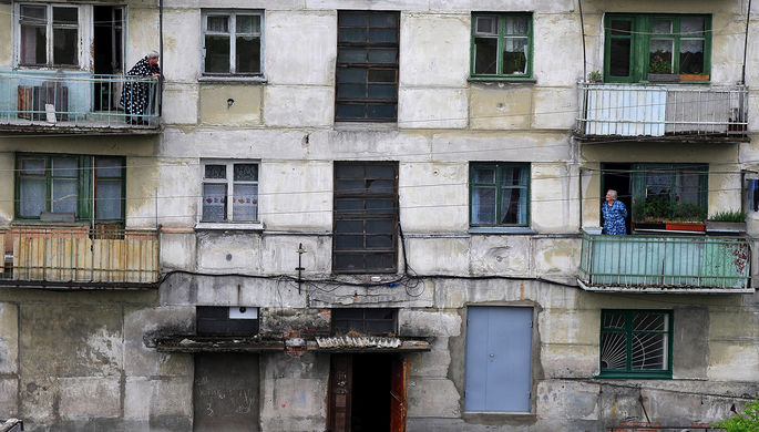 Залатать дыры: жильцы заплатят за ветхие дома