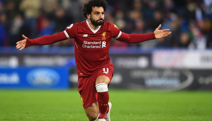 Полузащитник «Ливерпуля» Мохамед Салах