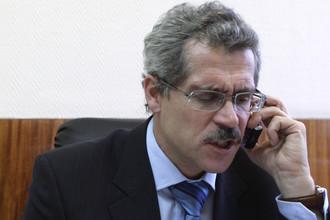 Директор ФГУП «Антидопинговый центр» Григорий Родченков, 2009 год
