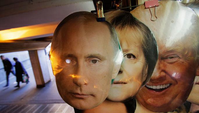 «Семерка» в раздоре: Трамп открыл России окно в Европу