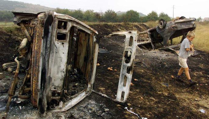 «Пыль от бомб спускалась с неба»: как НАТО убивало сербов