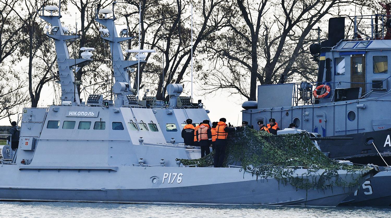 Результат пошуку зображень за запитом фсб задержали корабли