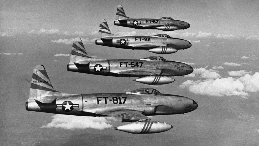 70 лет назад истребители ВВС США напали на аэродром СССР в Приморье
