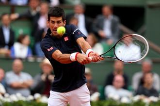 Сербский теннисист Новак Джокович поборется за выход в финал «Ролан Гаррос» — 2014