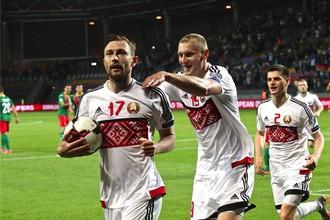 Белоруссия начнет осеннюю часть отбора к ЧМ-2018 матчем в Люксембурге