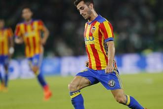 «Валенсия» вышла на второе место в Примере, победив «Бетис»