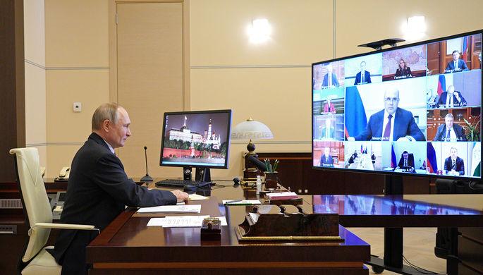 Сохранить занятость: Путин не исключил национализации заводов