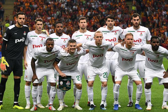 Во время матча группового этапа Лиги чемпионов УЕФА между ФК «Галатасарай» и ФК «Локомотив», 18 сентября 2018 года