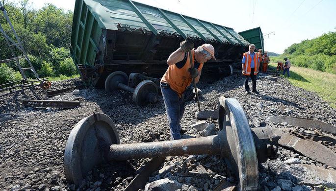 Конец железных дорог: к чему приведет приватизация на Украине