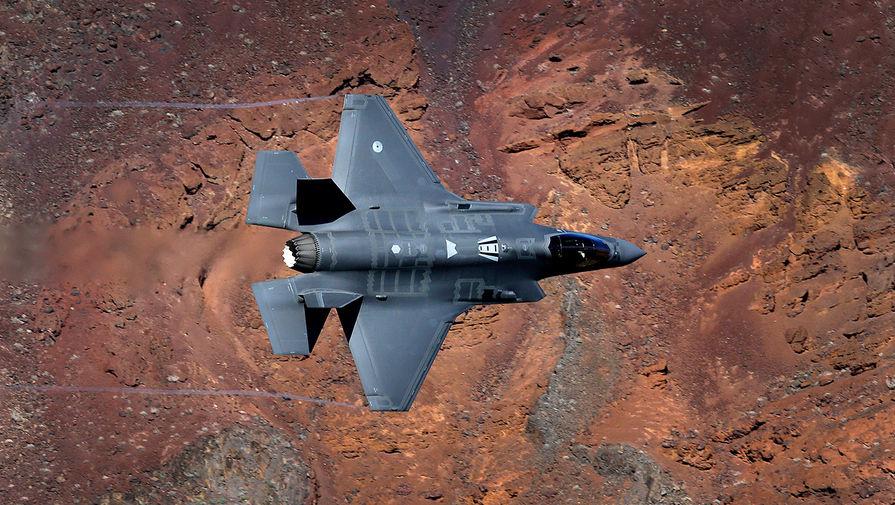 Наказание за «Триумф»: США забирают у Турции F-35