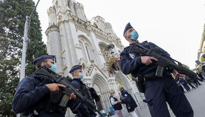 21 год, из Туниса: установлена личность убийцы-исламиста во Франции